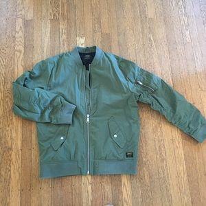 Men's Carhartt Bomber Style Jacket